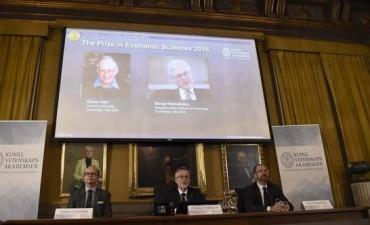 Nobel de Economía para Oliver Hart y Bengt Holmström por su aporte a la