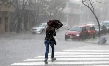 Pronostican al menos cinco días con lluvias a partir del miércoles en la zona