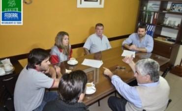 Convenio Institucional entre el Municipio y la Escuela Tecnica