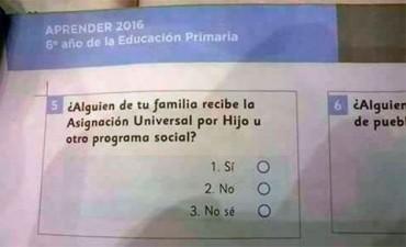 Se filtraron preguntas de la prueba Aprender que se tomará a alumnos del país
