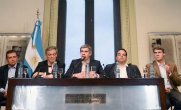 El Gobierno, la CGT y los empresarios acordaron un bono de $ 2.000