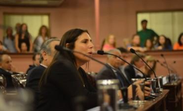 LA DIPUTADA LENA ALENTÓ A QUE LA JUSTICIA ENTRERRIANA INVESTIGUE SIN PRESIONES