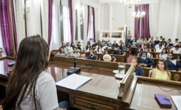 Feliciano y Federal ya tienen sus finalistas en el Senado Juvenil