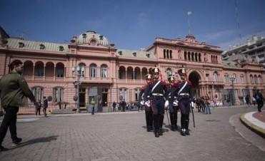 Escuadrón Ayacucho: cuántos son y cómo se mueven los granaderos de Casa Rosada