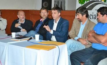 Piden que Bordet convoque a defender los fondos de Salto Grande