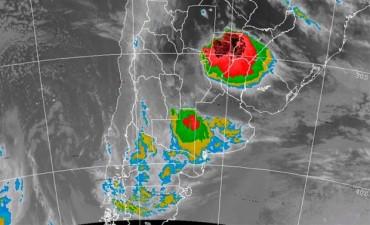 Hay alerta por tormentas fuertes para el norte de Entre Ríos y otras provincias