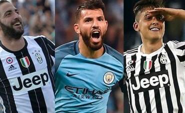 Balón de Oro 2016: Messi, Agüero, Higuaín y Dybala están entre los elegidos