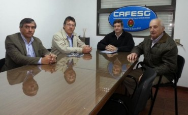"""Horacio Giorgio denunció que parte de los """"fondos de CAFESG fueron a Rentas Generales"""" de la provincia"""