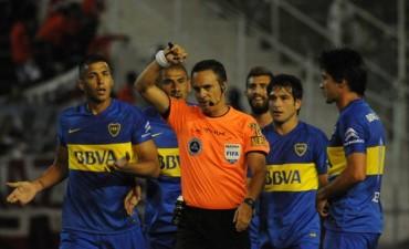 Loustau, el árbitro elegido para el duelo caliente entre Boca y Central