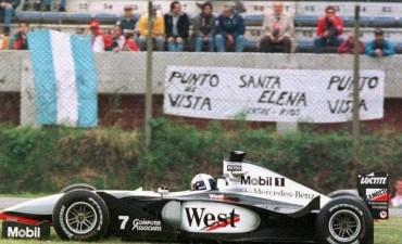 La Fórmula 1 podría llegar a Argentina