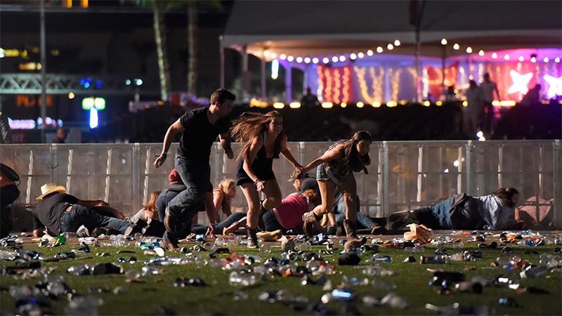 Claves del tiroteo más mortífero en EE.UU: Al menos 58 muertos y 515 heridos