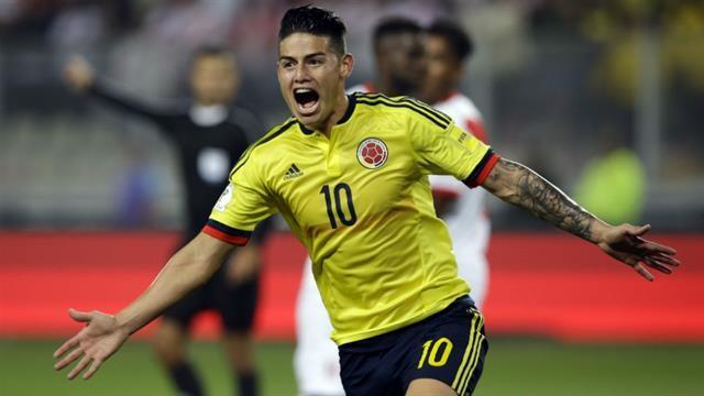 Colombia empató con Perú, sacó el pasaje directo a Rusia 2018 y el equipo de Gareca jugará el repechaje