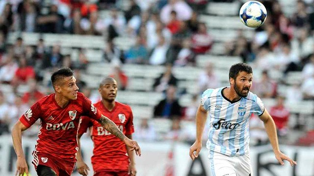River ganaba con comodidad, pero se lo igualó Atlético Tucumán