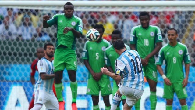 El segundo amistoso de la Selección Argentina será ante Nigeria