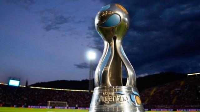 Copa Argentina: así se jugarán los cruces de semifinales