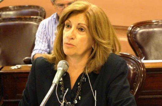Rosario Romero será la nueva ministra de gobierno y justicia.