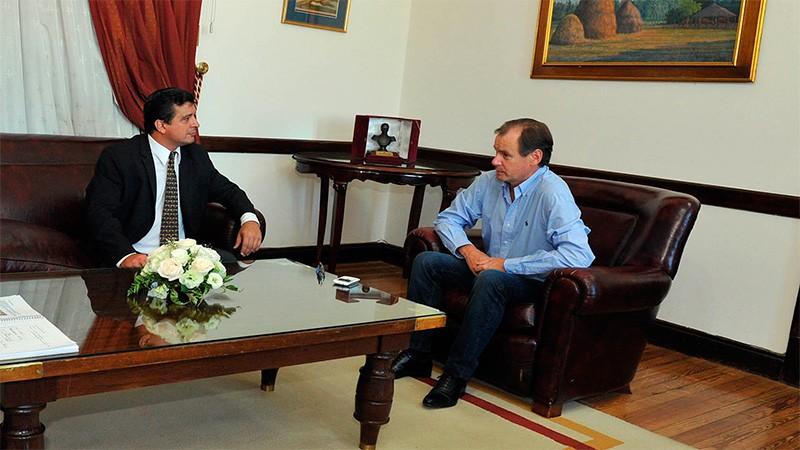 El gobernador Bordet designó a Casaretto como presidente del IAPV