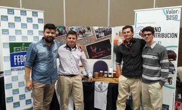 Federal participo de la Expo de la Semana del Turismo en Concordia