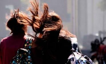 Alerta para Entre Ríos por vientos con ráfagas que alcanzarían los 80 km/h