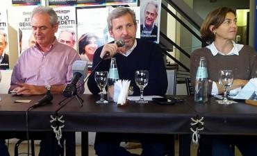 El relato de Frigerio: Entre Ríos recibirá 14 veces menos recursos que Buenos Aires