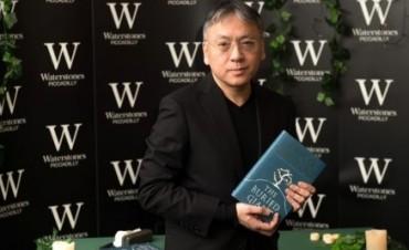 Nobel de Literatura 2017 para Ishiguro