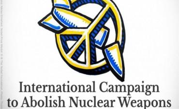 Activistas contra las armas nucleares ganan el Nobel de la Paz