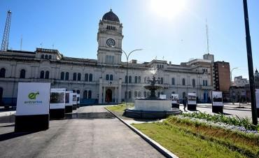 El gobierno entrerriano asegura que este año se redujo el déficit en casi un 40%