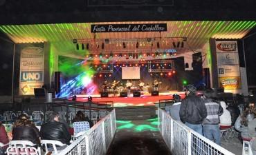 Detalles de la re-programación de la Fiesta Provincial del Cuchillero