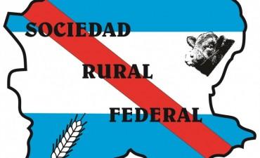 La Sociedad Rural de Federal cumple 75 años de vida institucional