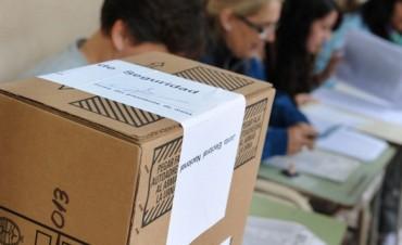 Rige la prohibición de difundir encuestas preelectorales