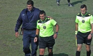 La definición del fútbol en Federal en suspenso por agresión a un arbitro