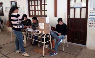 El porcentaje de asistencia en Entre Ríos este domingo y en las PASO