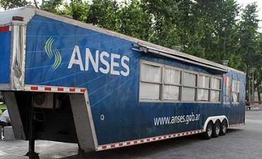 La unidad móvil de Anses estará en Federal