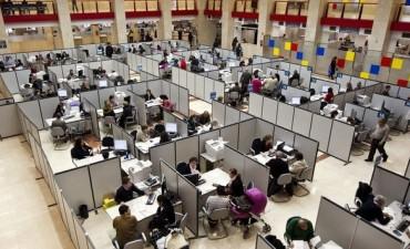 Prorrogan designaciones de trabajadores transitorios del Estado hasta octubre de 2018