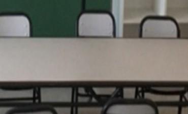 Este jueves escuelas de Federal recibirán nuevo mobiliario