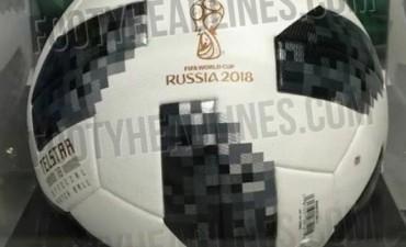La pelota que se utilizará en el Mundial de Rusia 2018