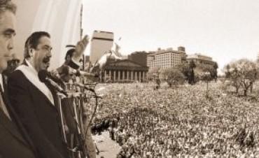 El día que los argentinos volvimos a la democracia
