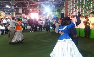 Federal se mostró en la Feria Internacional de Turismo