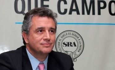El entrerriano Luis Etchevehere será el nuevo ministro de Agroindustria.