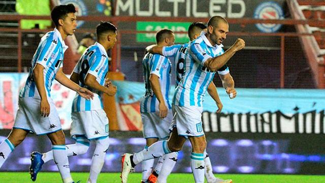 Así quedó la tabla de posiciones de la Superliga, con Racing como único líder