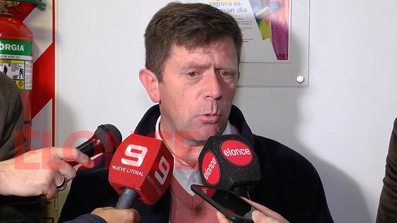 El intendente de Villa Elisa presidirá el Comité Provincial de la UCR