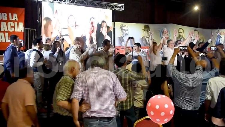 Radicales rebeldes crearon un Movimiento Nacional y criticaron al gobierno de Macri