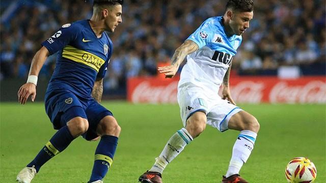 Así están las posiciones: Racing igualó con Boca y no pudo aumentar la ventaja en la Superliga