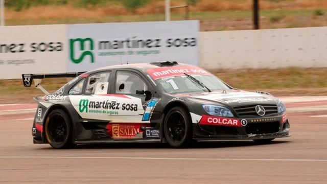Top Race: Canapino se llevó la victoria en la final del domingo y el entrerriano Ponte fue segundo