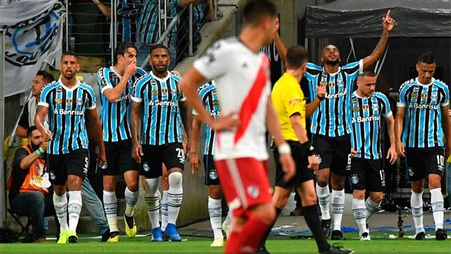 Hazaña de River: venció sobre la hora a Gremio y está en la Final de la Copa Libertadores