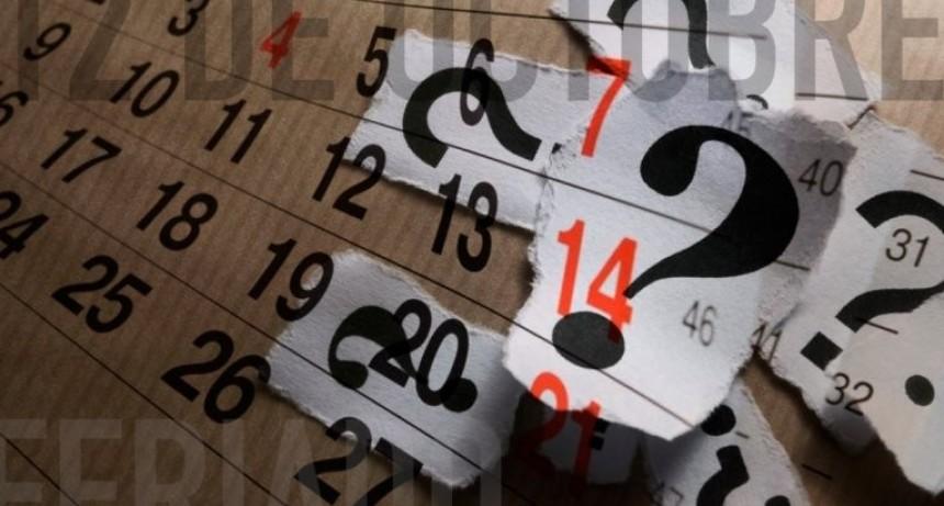 ¿Cuándo cae el feriado del 12 de octubre en 2018?