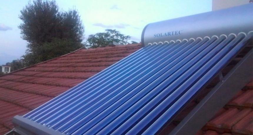 Banco Nación: Se podrá comprar calefones solares en 25 cuotas sin interés