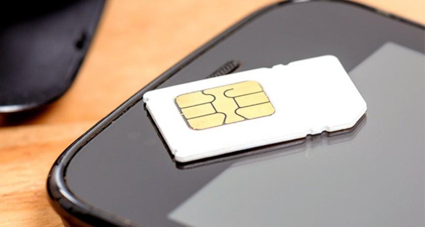 Proponen crear un registro único de titularidad de líneas de celulares