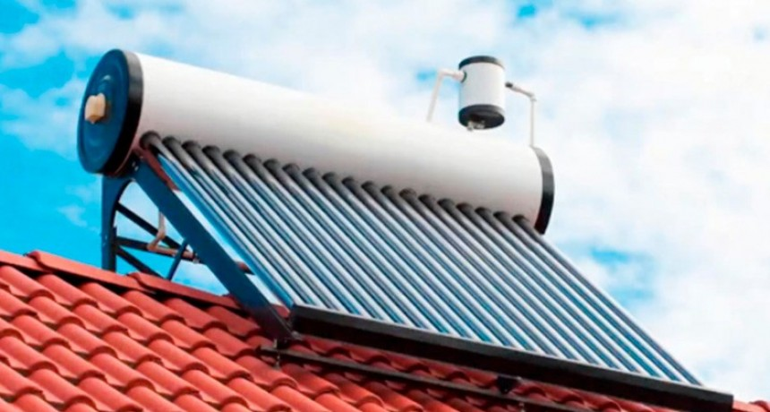Entre Ríos incorpora termotanques solares en todas las viviendas que construye