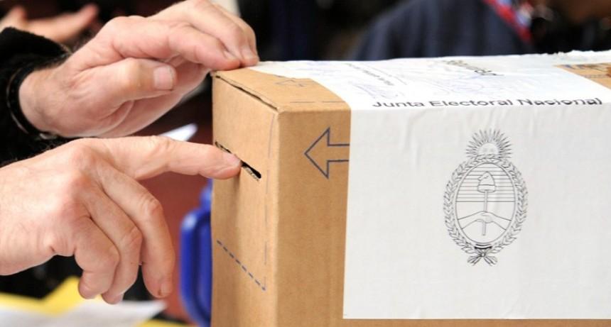 Se confirmó el cronograma electoral para elegir Presidente en 2019